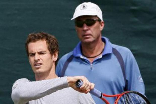 Andy Murray parts company with coach Ivan Lendl