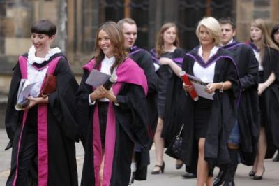 New university students numbers rise