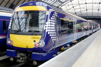Passenger boost for ScotRail