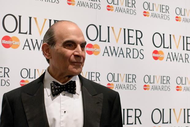 Poirot takes on Oscar Wilde role and he says