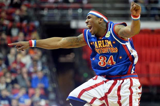 Review: Harlem Globetrotters, The Hydro