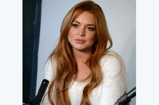Lindsay Lohan reveals she suffered a miscarriage