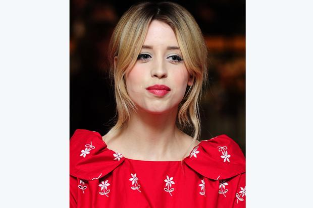 Celebrity mourners say their farewell to Peaches Geldof