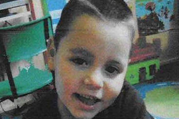 Tributes paid to seven-year-old boy who was found on fire in street
