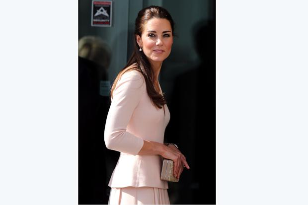 Hey Royal DJ, put a record on: Kate Middleton discovers scratching talent