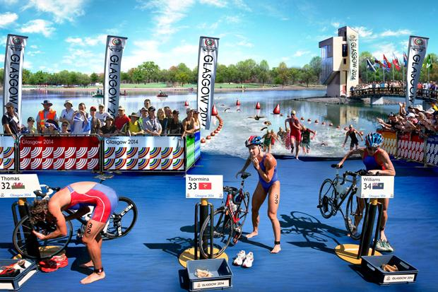 Triathlon: the UK's fastest growing participation sport
