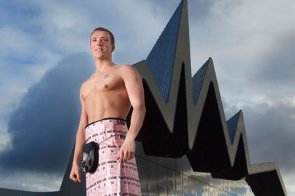 Robbie Renwick: I might be an underdog but I'll do everything I can to win gold at Glasgow 2014