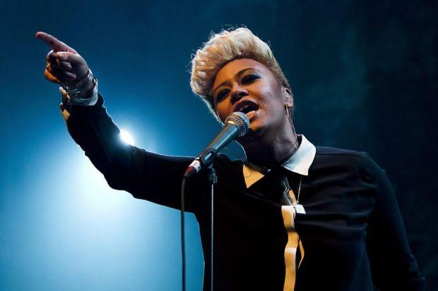Emeli Sande wants reality TV to showcase writing creativity