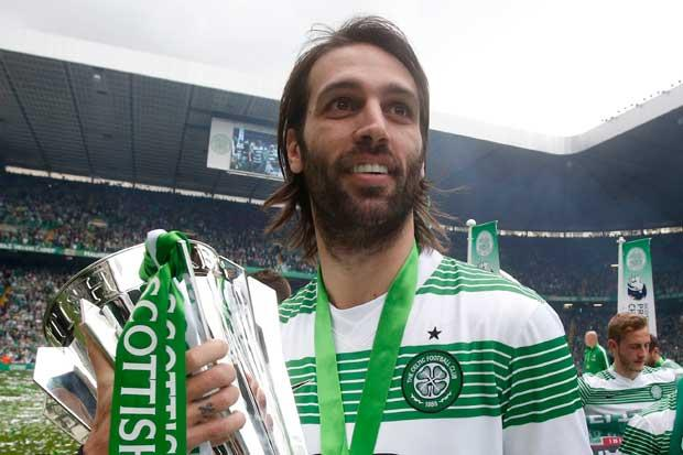 Samaras confirms he is to leave Celtic after no new contract offer