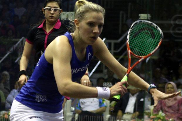 Massaro targeting gold in Glasgow
