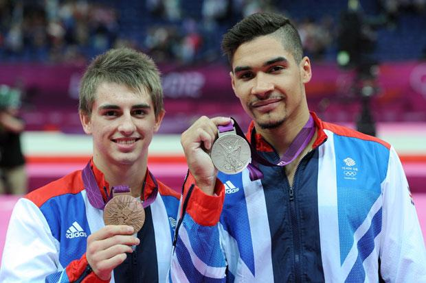 Louis Smith named in Games gymnastics team