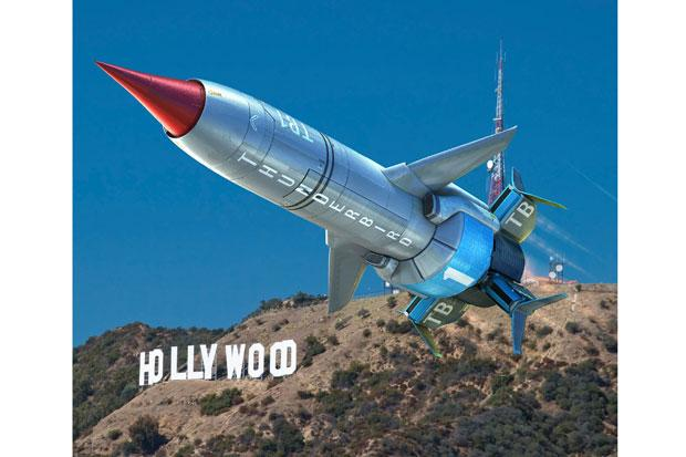 First glimpse of new Thunderbird 1 as classic kids show is revived