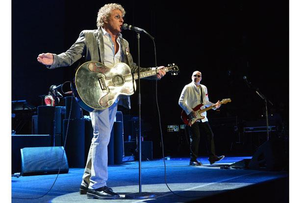 The Who turn 50 and they are coming to Glasgow to celebrate