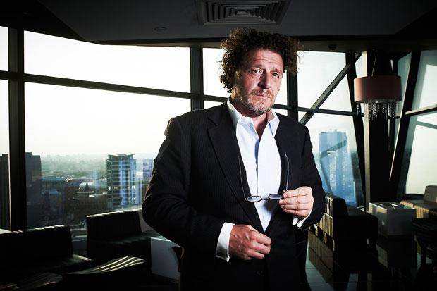 Marco Pierre White to launch first Glasgow restaurant