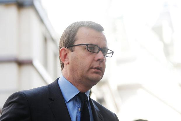 Andy Coulson jailed for 18 months
