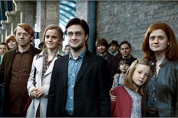 Meet Harry Potter, now aged 34, in JK Rowling's new short story
