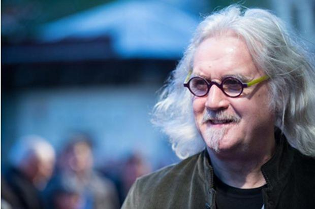 Billy Connolly announces Glasgow shows