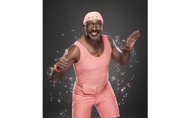Mr Motivator takes a tumble out of celebrity gymnastics show