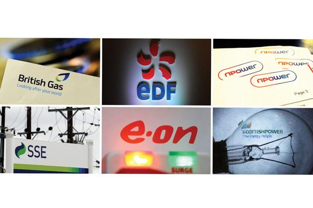 Customer exodus from 'Big Six' energy firms