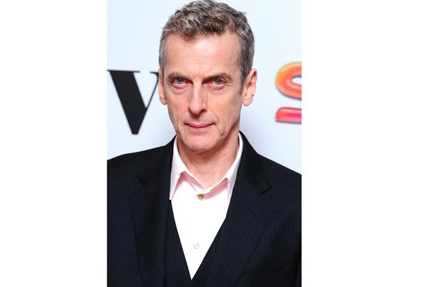 Capaldi takes Doctor Who worldwide
