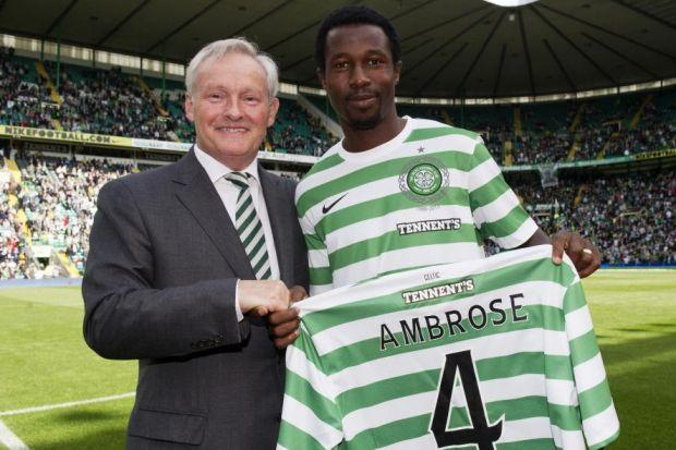 Efe Ambrose has been likened to Celt icon Bobo Balde as he joins the Hoops