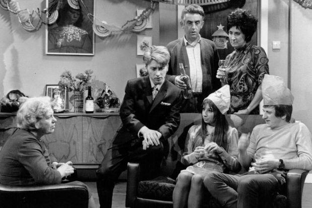Scotland's first TV soap was High Living, which was scre