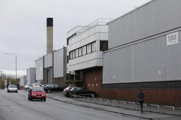 Almost 150 workers will lose their jobs at the Freshlink factory. Picture: Colin Mea