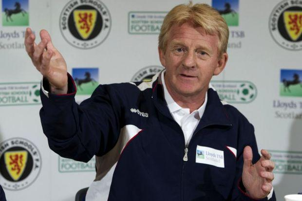 Scots job would be 'honour' for Strach