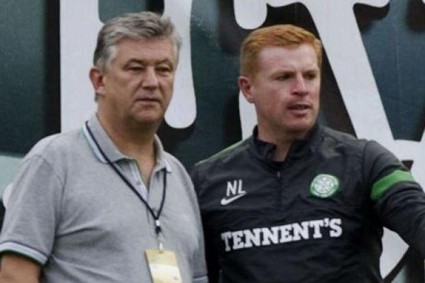 Peter Lawwell praised Neil Lennon and the Celtic support