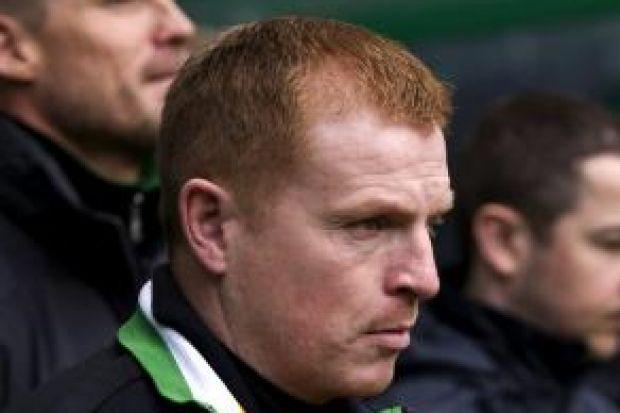 Celtic manager Neil Lennon says his men were mentally and physically drained