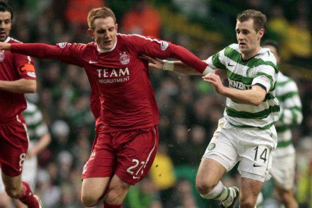McGinn failed to make a name for himself at Parkhead