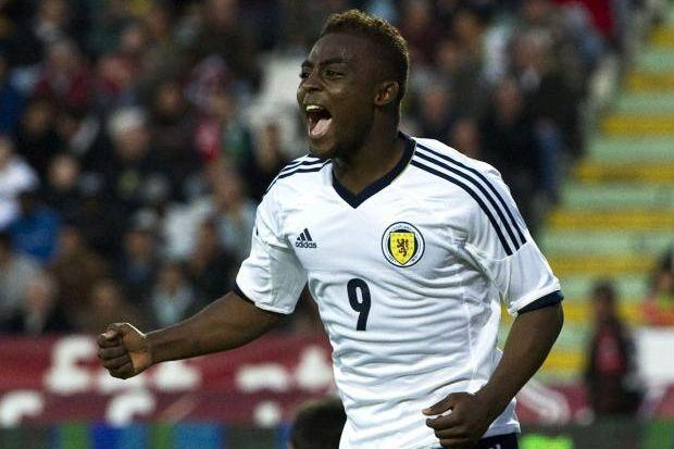 Feruz netted a double for Scotland but the young side failed to avoid defeat