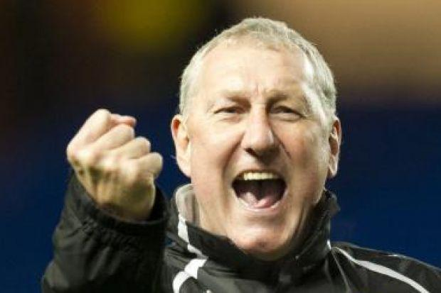 Terry Butcher was capped 77 times for England