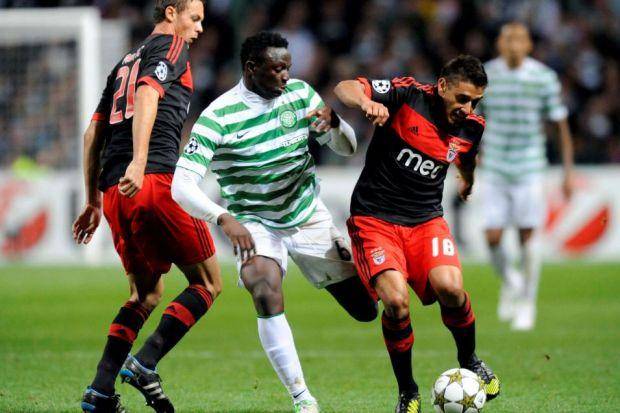 Celtic will be looking to improve on their 0-0 draw with Benfica at Parkhead in September