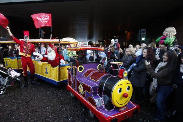 More than 20,000 joined the festive parade