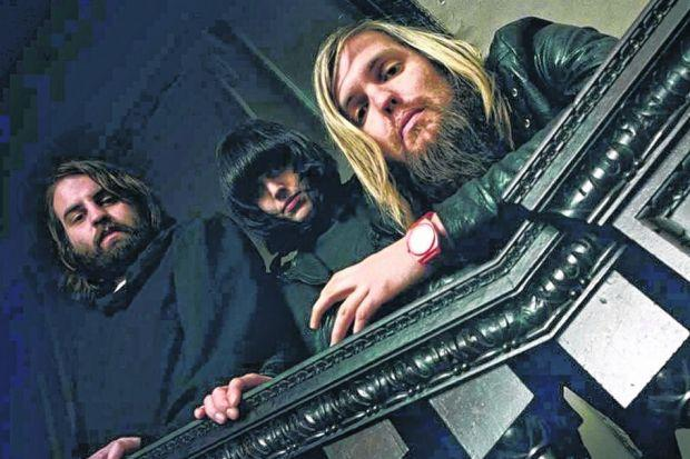 Band of Skulls are headlining the O2 ABC