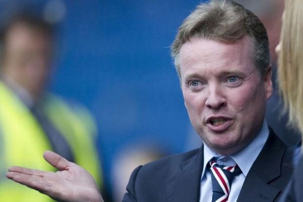 Derek believes Craig Whyte must take big share of the blame for Rangers' mess