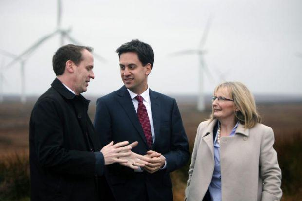 Ed Miliband warned of 10 more years of power rises