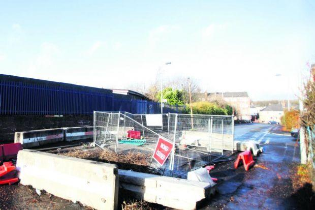 The Finlas Street/Carlisle Street junction has been closed for six months