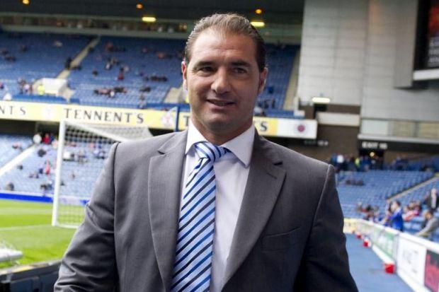 Gers legend Lorenzo Amoruso flew in for Elgin match