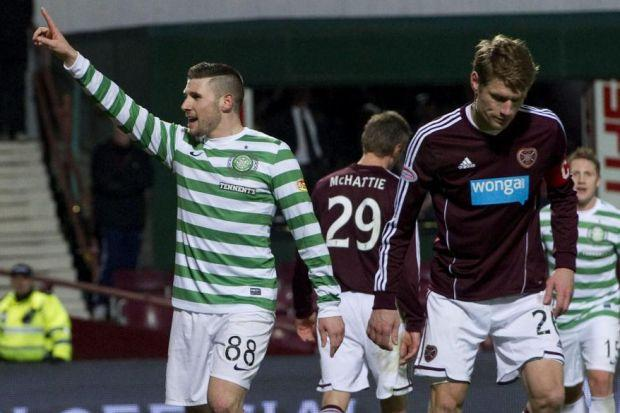 Gary Hooper rounded off a convincing performance