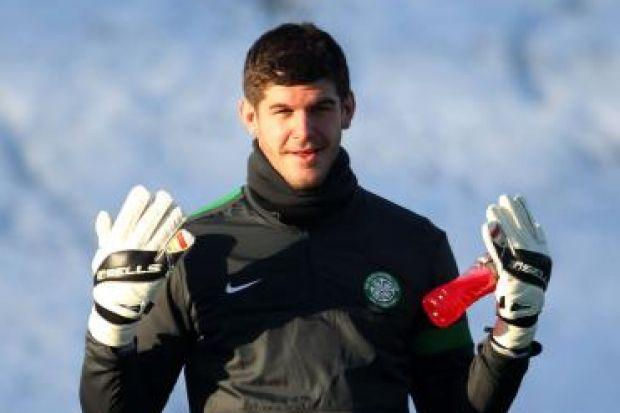 Forster is confident Celtic can be a match for anyone in the last 16