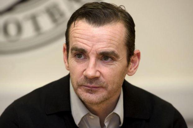 Danny Lennon looking for cutting edge