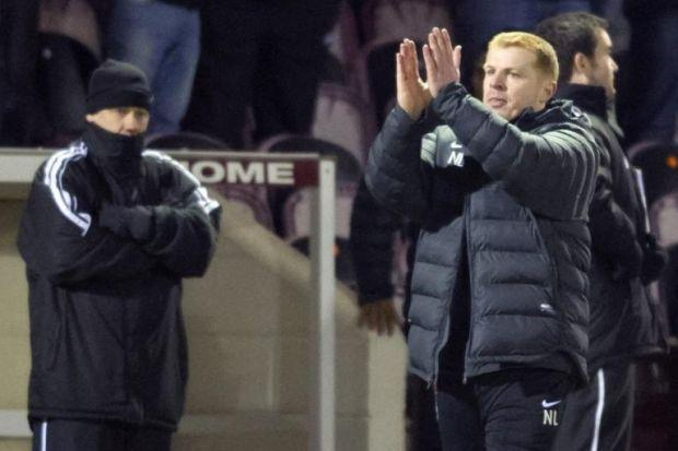 Lennon was delighted that his team survived the frosty conditions