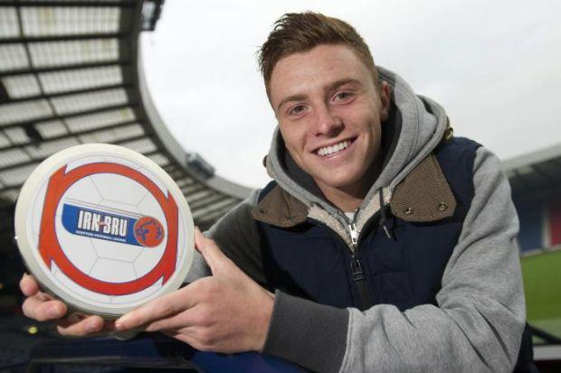 November's Young Player of the Month Macleod has been surprised by his game time