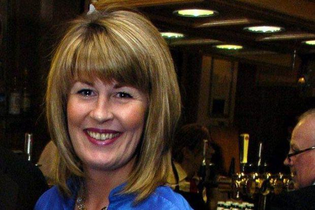 Airport boss Amanda McMillan welcomed the news