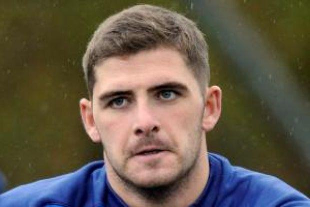 Rangers midfielder Kyle Hutton has been a victim of foul play in Division Three