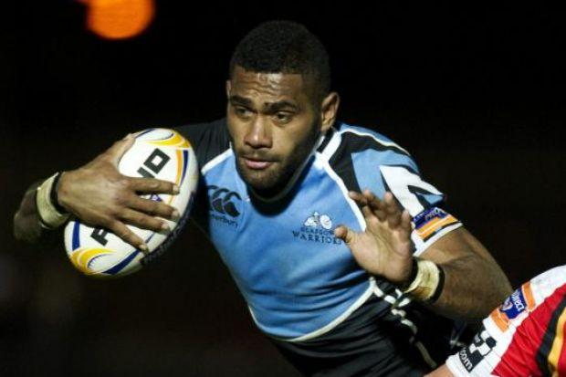 Wright was impressed with Matawalu in Warriors' 10-8 defeat away to Castres last week