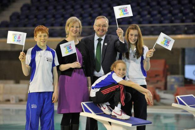 Glasgow has put forward its plans to host the 2018 Youth Olympics