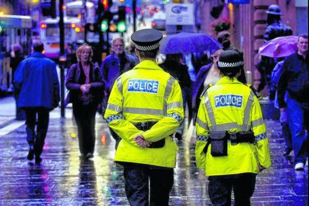 Strathclyde's beat policing will be rolled out at a national level